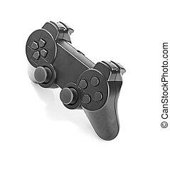 spiel, video, controller