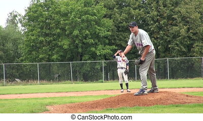 spiel, von, baseball