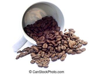 spilled beans #2