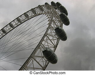Spin - The London Eye