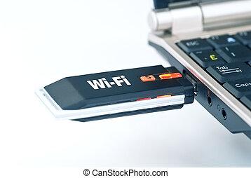 spina, wi-fi