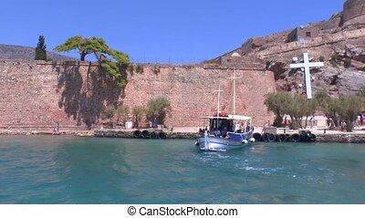 Spinalonga Venetian Fortress Crete