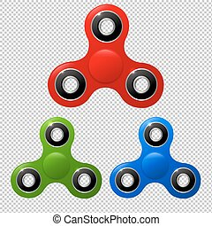 Spinners Set