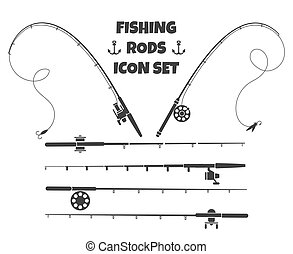 Spinning fishing rod