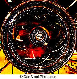 Spinning Rim