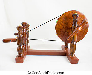Spinning Wheel - Indian Charkha