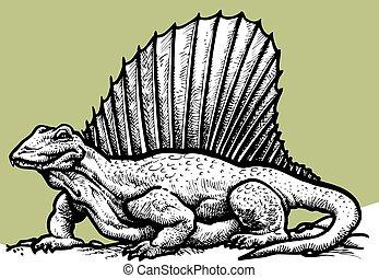 spinosaurus dinousaur