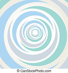 Spiral background vector illustrati - Vector abstract...