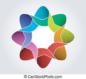 Spiral design element