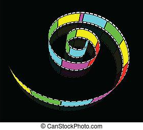 spiral film