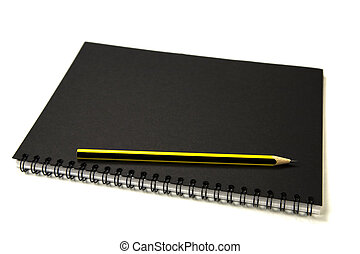 Spiral Notepad and Pen