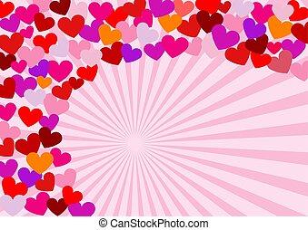 Spiral of love