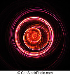 spiral wheel of fate