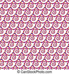 spirale, fondo