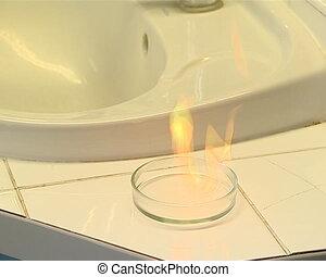 spirit fire lighter