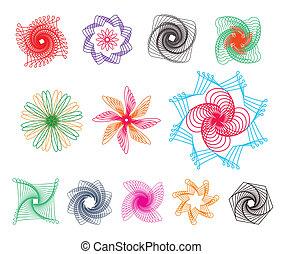 Spirograph Design