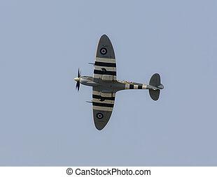Spitfire British fighter aircraft