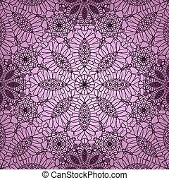 spitze, rosafarbener hintergrund