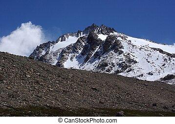 spitzen, patagonia