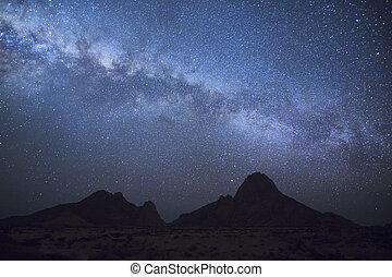 Spitzkoppe, Namibia.