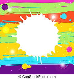 Splash background