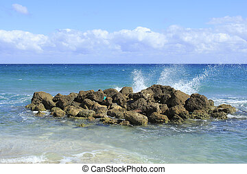 Splashes from the Ocean