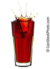 Splashing Cola