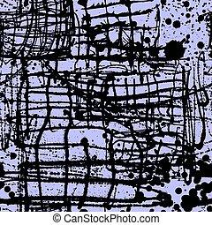 Splatter Dot Seamless Wallpaper Pattern.