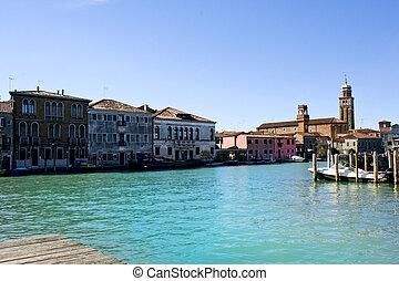 Murano, Venezia - Italia - Splendida città di Murano,...