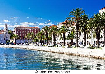 Split in Dalmatia