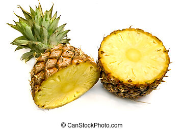 split pineapple