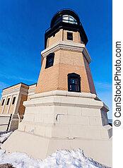 Split Rock Lighthouse. Silver Bay, Minnesota, USA