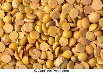 split soy bean