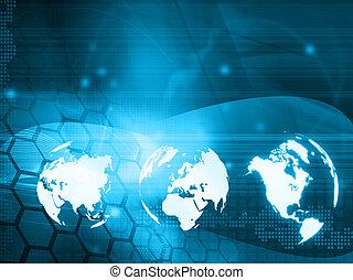 společnost, móda, technika, mapa