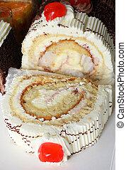 Sponge cake delight