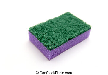 Sponge, cleaning product, heath and hygiene