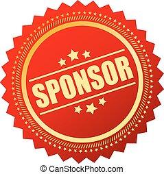 sponsor, icona
