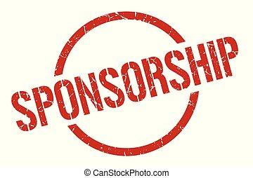 sponsorship stamp