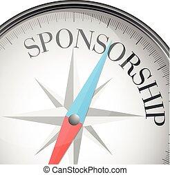 sponsorskap, kompass