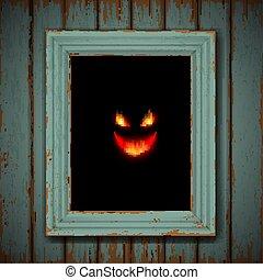 spook, venster