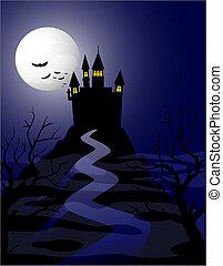 spooky, casa