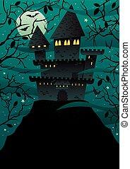 Spooky Castles 2