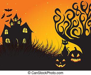 spooky, dia das bruxas