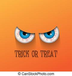 spooky, halloween, fond