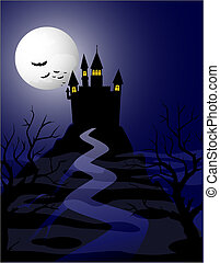 spooky, woning