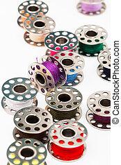spools of a thread