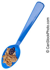 Spoonful of Breakfast Cereal