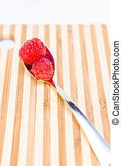 Spoonful of Raspberries
