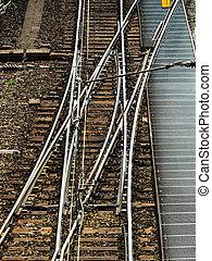 spoorweg, zacht
