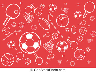sport, bakgrund